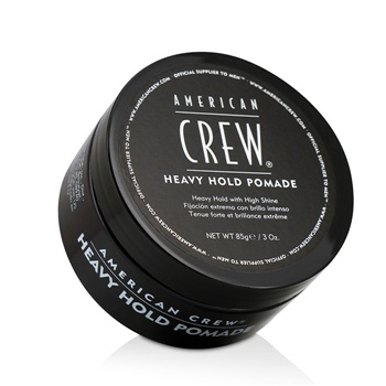 American Crew Men Heavy Hold Pomade (Heavy Hold with High Shine)