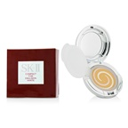 SK II Color Clear Beauty Enamel Radiant Cream Compact With White Case - #420