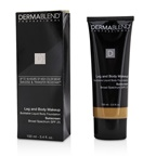 Dermablend Leg and Body Makeup Buildable Liquid Body Foundation Broad Spectrum SPF 25 - #Medium Golden 40W (Box Slightly Damaged)