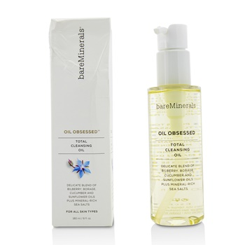 BareMinerals Oil Obsessed Total Cleansing Oil (Box Slightly Damaged)