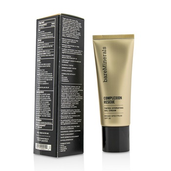 BareMinerals Complexion Rescue Tinted Hydrating Gel Cream SPF30 - #08 Spice (Box Slightly Damaged)