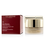 Clarins Skin Illusion Mineral & Plant Extracts Loose Powder Foundation (With Brush) (New Packaging) - # 105 Nude