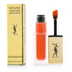 Yves Saint Laurent Tatouage Couture Matte Stain - # 2 Crazy Tangerine