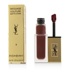 Yves Saint Laurent Tatouage Couture Matte Stain - # 8 Black Red Code