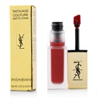 Yves Saint Laurent Tatouage Couture Matte Stain - # 10 Carmin Statement