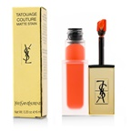 Yves Saint Laurent Tatouage Couture Matte Stain - # 17 Unconventional Coral