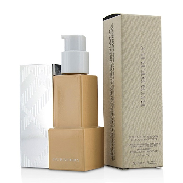 Burberry Bright Glow Flawless White Translucency Brightening Foundation SPF 30 - # No. 20 Ochre