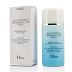 Christian Dior Duo Express Instant Eye Makeup Remover (Without Cellophane)