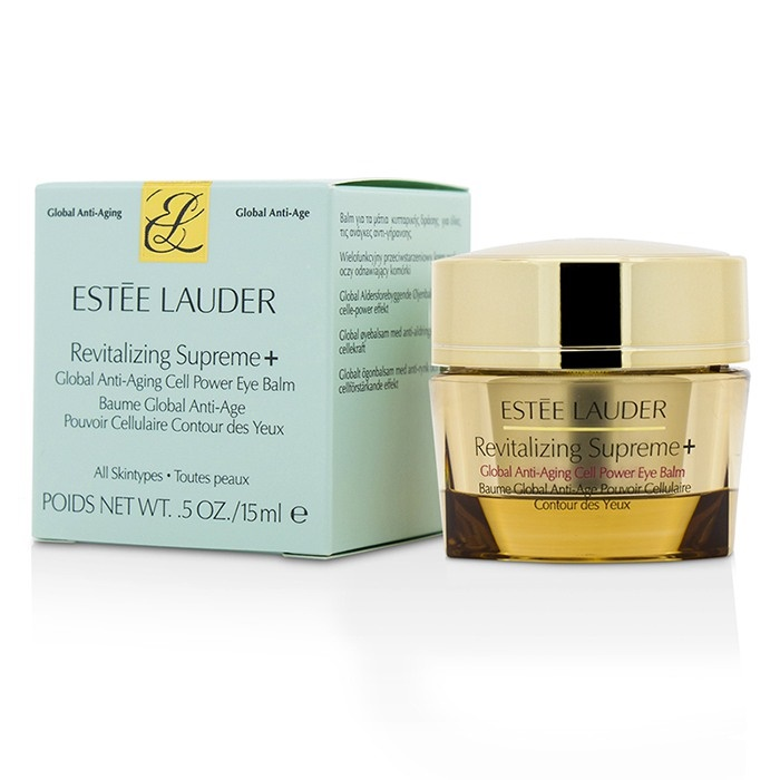 Estee Lauder Revitalizing Supreme + Global Anti-Aging Cell Power Eye Balm