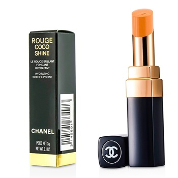 Chanel Rouge Coco Shine Hydrating Sheer Lipshine - # 527 Golden Sun