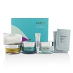 Elemis Marine Dream Coffret: Cleansing Balm + Eye Balm + Marine Cream + Night Cream + Eye Masks + Towel