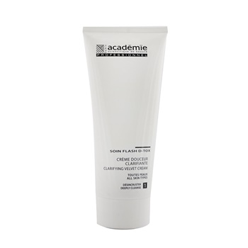 Academie Clarifying Velvet Cream (Salon Size) - For All Skin Types