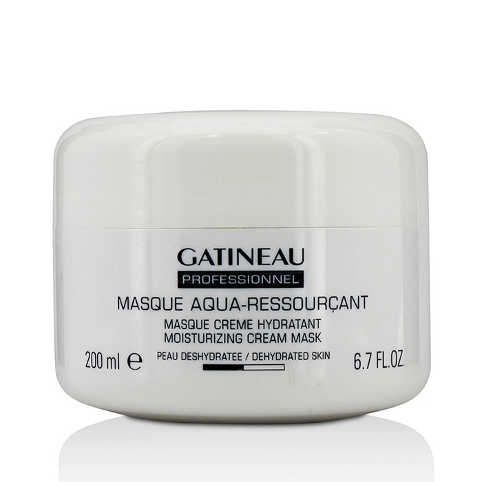 Gatineau Aquamemory Masque Aqua-Ressourcant Moisturizing Cream Mask - Dehydrated Skin (Salon Size)