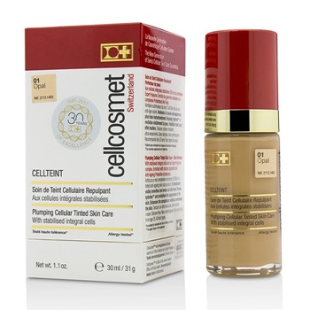 Cellcosmet & Cellmen Cellcosmet CellTeint Plumping Cellular Tinted Skincare - #01 Opal