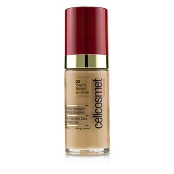 Cellcosmet & Cellmen Cellcosmet CellTeint Plumping Cellular Tinted Skincare - #03 Warm Beige