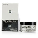 Dermablend Loose Setting Powder (Smudge Resistant, Long Wearability) - Original (Box Slightly Damaged)
