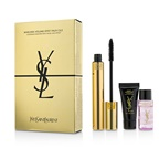 Yves Saint Laurent Mascara Volume Effet Faux Cils Luxurious Kit : (1x Mascara, 1x Instant Moisture Glow, 1x Makeup Remover)