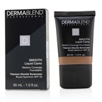 Dermablend Smooth Liquid Camo Foundation SPF 25 (Medium Coverage) - Cinnamom (80N)