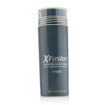 XFusion Keratin Hair Fibers - # Light Brown