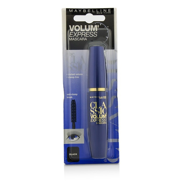 Maybelline Volum' Express The Classic Mascara - # Black