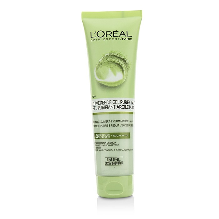 L'Oreal Skin Expert Pure-Clay Cleanser - Purify & Mattify