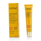 Lierac Sunissime Global Anti-Aging Energizing Protective Fluid SPF15 For Face & Decollete