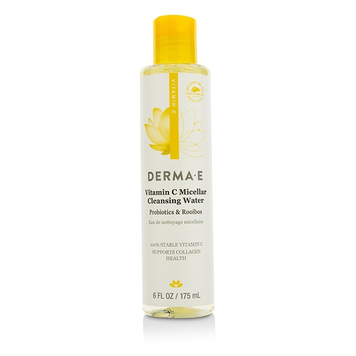 Derma E Vitamin C Micellar Cleansing Water The Beauty