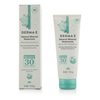 Derma E Natural Mineral Sunscreen Broad Spectrum SPF 30 - Body