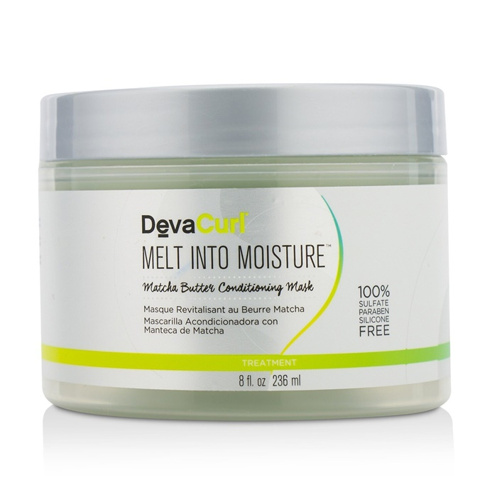 DevaCurl Melt Into Moisture (Matcha Butter Conditioning Mask)