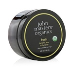 John Masters Organics Fresh Lemon & Lime Body Scrub 600362
