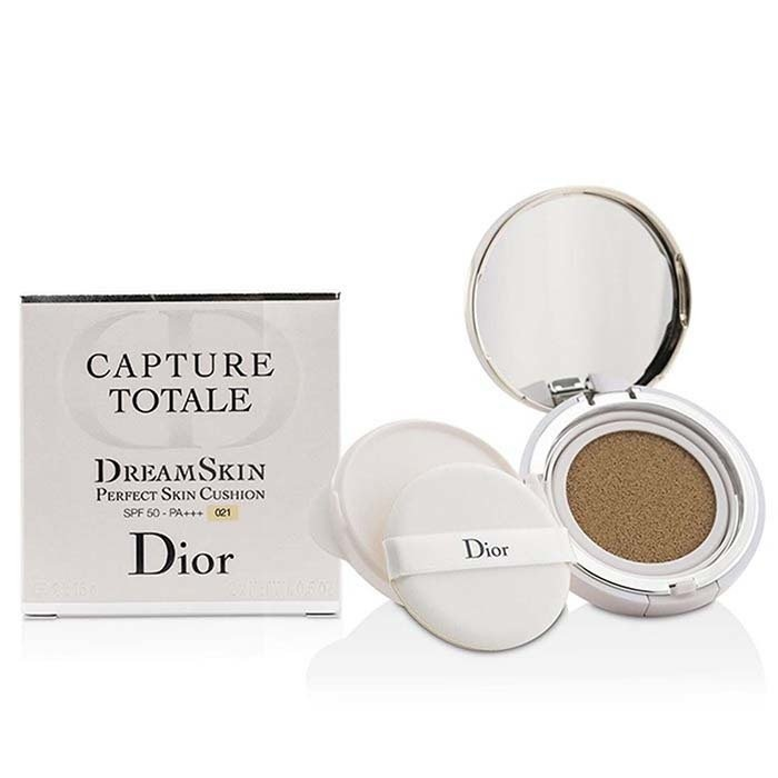 Christian Dior Capture Totale Dreamskin Perfect Skin Cushion Spf 50 With Extra Refill 021 Makeup
