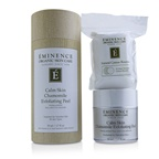 Eminence Calm Skin Chamomile Exfoliating Peel (with 35 Dual-Textured Cotton Rounds)