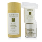 Eminence Clear Skin Willow Bark Exfoliating Peel (with 35 Dual-Textured Cotton Rounds)