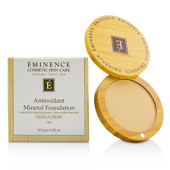 Eminence Antioxidant Mineral Foundation - # Vanilla Cream (Light)