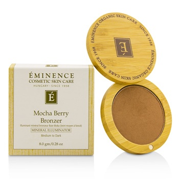 Eminence Bronzer Mineral Illuminator - # Mocha Berry (Medium to Dark)