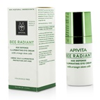 Apivita Bee Radiant Age Defense Illuminating Eye Cream (Exp. Date: 06/2018)