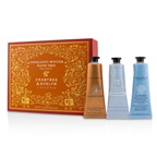 Crabtree & Evelyn Indulgent Winter Hand Trio (1x Gardeners, 1x La Source, 1x Goatmilk & Oat)