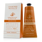 Crabtree & Evelyn Pomegranate & Argan Oil Nourishing Hand Therapy