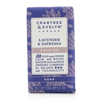 Crabtree & Evelyn Lavender & Espresso Calming Soap