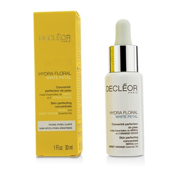 Decleor Hydra Floral White Petal Neroli & Sweet Orange Skin Perfecting Concentrate