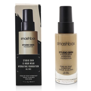 Smashbox Studio Skin 15 Hour Wear Hydrating Foundation - # 0.5 Porcelain