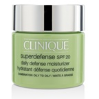 Clinique Superdefense Daily Defense Moisturizer SPF 20 - Combination Oily to Oily (Limited Edition)
