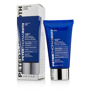 Peter Thomas Roth Glycolic Solutions 10% Moisturizer (For All Skin Types Except Sensitive Skin)