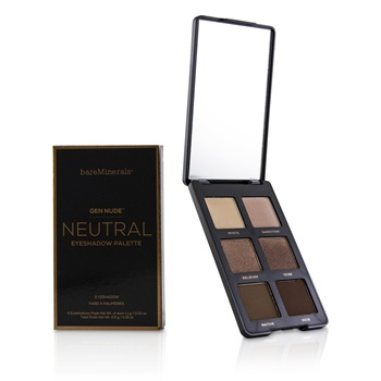 BareMinerals Gen Nude Eye Shadow Palette  - # Neutral