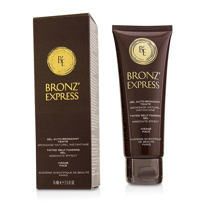 Details about Academie Bronz  Express Face Tinted Self-Tanning Gel 75ml  Womens Skin Care 8fc8a0bb2e