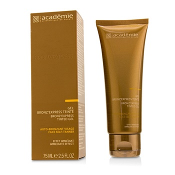 Academie Bronz' Express Face Self-Tanner Tinted Gel