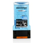 L'Oreal Men Expert Shower Gel - Cool Power (For Body, Face & Hair)