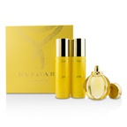 Bvlgari Goldea Coffret: EDP Spray 50ml + Body Milk 200ml + Bath & Shower Gel 200ml