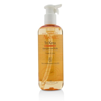 Avene TriXera Nutrition Nutri-Fluid Face & Body Cleanser - For Dry to Very Dry Sensitive Skin