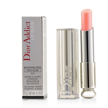 Christian Dior Dior Addict Lip Glow Color Awakening Lip Balm - #010 Holo Pink (Holo Glow)